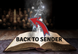 Professor Aba - Back to Sender Spell