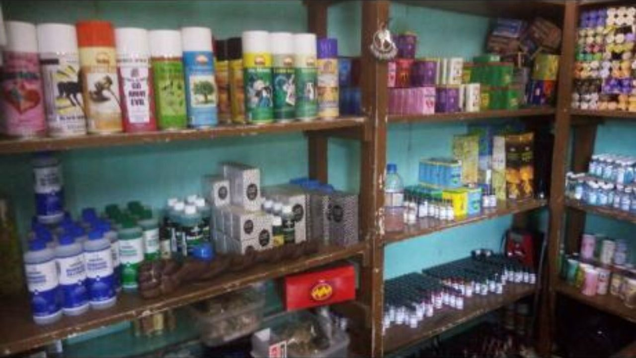 'Candle shop' operators endorse obeah