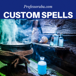 Custom Occult Spells