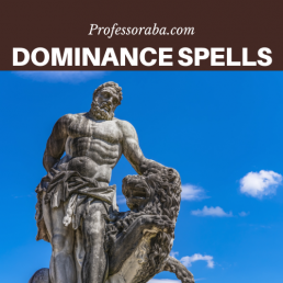 Dominance and Power Spells