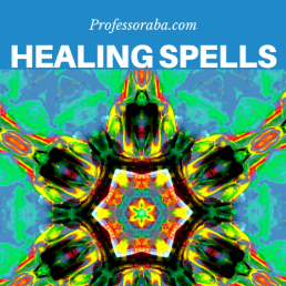 Powerful Healing Spells