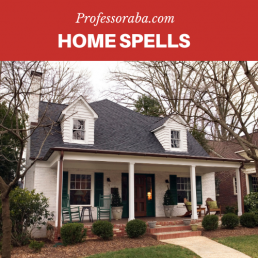 Spells for the Home