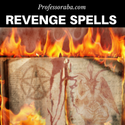 Powerful Revenge Spells